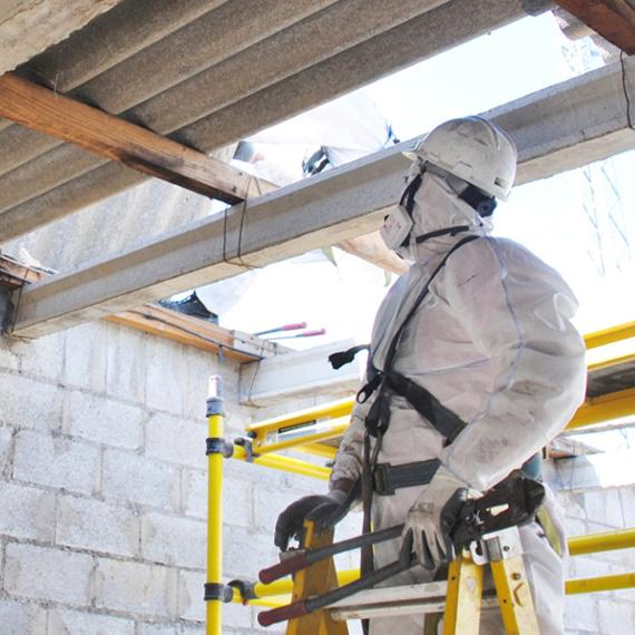 usuwanie azbestu Katowice